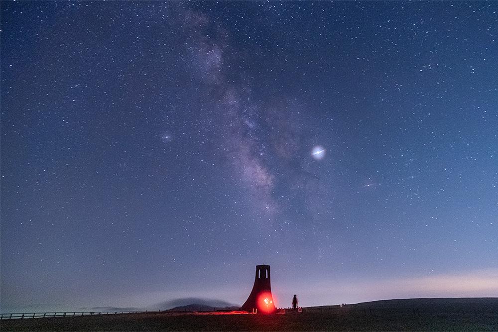 星景写真の撮り方①イメージ