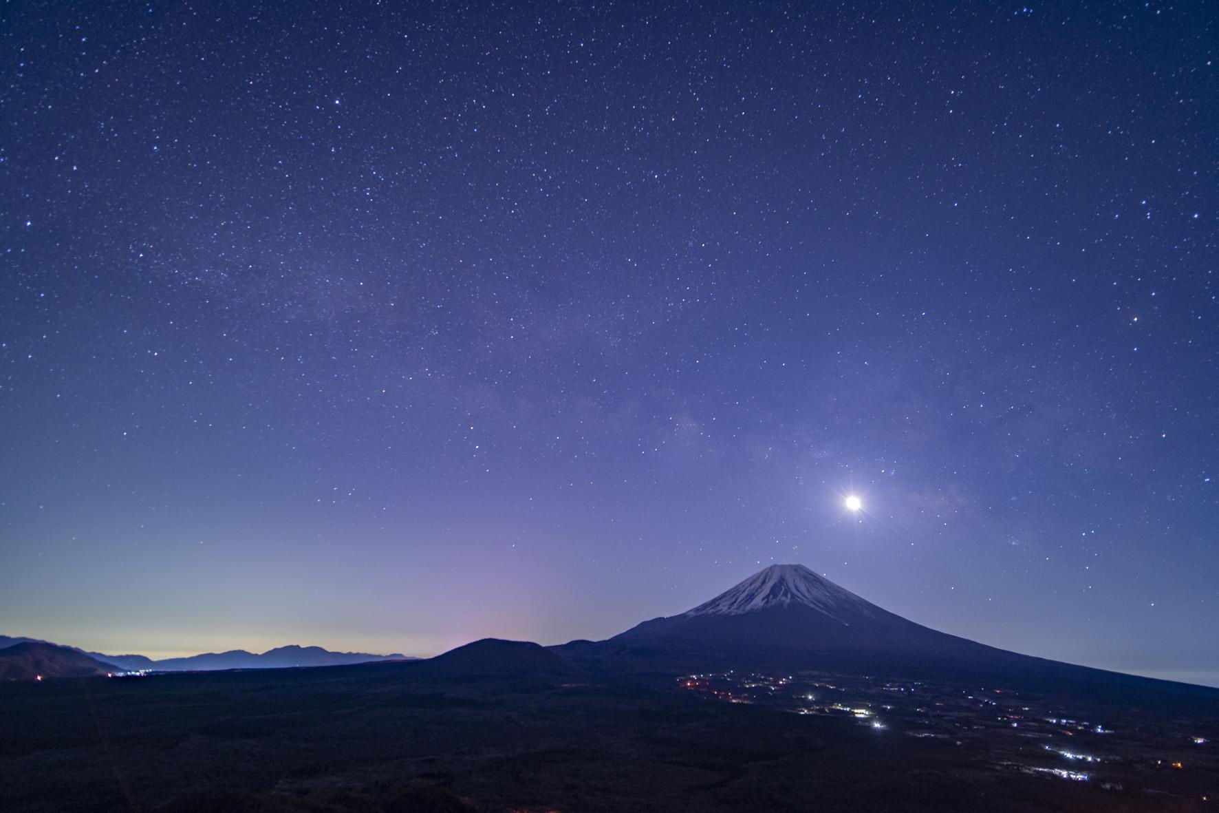 光害カットフィルター「StarScape〈スタースケイプ〉」で星景・夜景写真をグレードアップ!