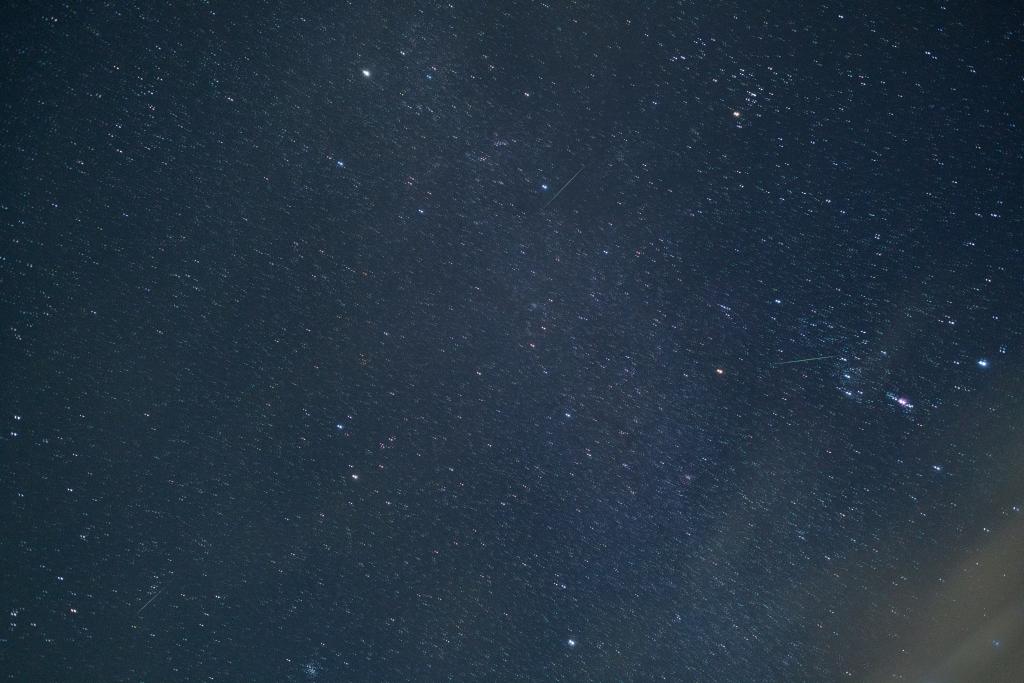 ふたご座流星群を撮ってみてわかったこと